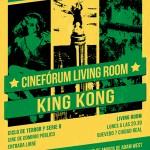 King Kong abre la programación del Ciclo de Terror y Serie B de Living Room