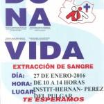 Ciudad Real: Donación de sangre en el IES Hernán Pérez del Pulgar