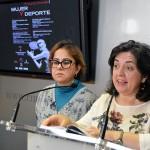 """Las I Jornadas """"Mujer y Deporte"""" buscan visibilizar la presencia femenina en las actividad deportiva"""