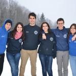 La Asociación Juvenil El Quijote participa en Lituania en el proyecto 'Successful youth'