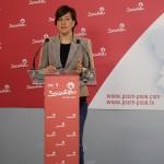 """Fernández asegura que el PSOE no puede pactar con el partido """"que tiene a la mitad de sus dirigentes en la cárcel por corrupción"""""""