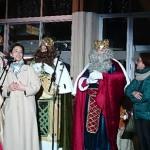 ¿Qué le pide Pilar Zamora a los Reyes Magos?