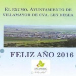 El Ayuntamiento de Villamayor edita el tradicional calendario de pared 2016