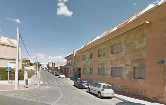 Calle Melilla de Ciudad Real