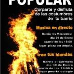 Puertollano: Los Porrascazos Blu Bla prepara la Candelaria por todo lo alto