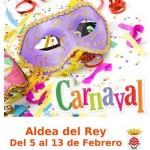 El Ayuntamiento de Aldea del Rey incentiva el desfile de comparsas de carnaval