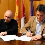 Ayuntamiento de Daimiel y AEDA suscriben un acuerdo de colaboración