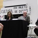 La verborrea fluye sin medida durante la conferencia cultural sobre la cultura cultural