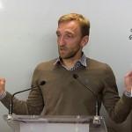 Diego Rivas (PP) reclama una solución para la situación económica que atraviesan los clubes y escuelas deportivas de Ciudad Real