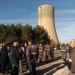 """Los trabajadores de Elcogas se incorporan a un """"duro y largo"""" encierro en defensa de la viabilidad de la central"""