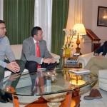 Malagón: Adrián Fernández solicita ayuda a la Diputación para rehabilitar el Mercado de Abastos