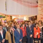 Caballero destaca la unión de todos los alcaldes de la provincia para trabajar por el turismo