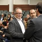 Francisco Quiles sugiere un boicot a la presentación de su candidatura a rector