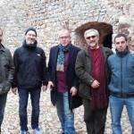 Los productores de Juego de Tronos visitaron Calatrava La Nueva en busca de nuevos escenarios