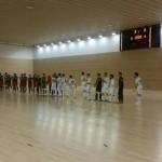 Merecido empate del FSD Puertollano ante el difícil FC Barcelona