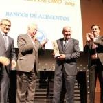 Globalcaja, dentro del grupo Caja Rural, reconocida por la Federación Española del Banco de Alimentos