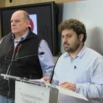Jorge Fernández denuncia que el Ayuntamiento no ha realizado seguimiento alguno de los contratos de televisión y mantenimiento de zonas verdes