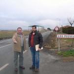 El estado actual de las carreteras y caminos rurales de Los Pozuelos preocupa a su alcalde