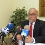 """El presidente del SCIS pide al PP """"un ejercicio de seriedad"""" y que """"deje de enturbiar la gestión del consorcio"""""""