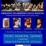 El próximo sábado en el Quijano, VI Antología de la Zarzuela de la Ofman