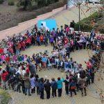 El Colegio San José de Puertollano celebra del día escolar de la Paz y la No violencia