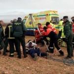 Sobrevive tras caer a un pozo y permanecer atrapado durante más de 30 horas