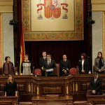 """Romero asegura sentirse """"muy ilusionada"""" ante una legislatura """"muy importante en la que está en juego el futuro de España y de los españoles"""""""