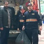 El Ayuntamiento entrega miles de tapones para Beatriz