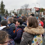 Escolares de Ciudad Real aprenden a respetar el medioambiente y utilizar el Punto Limpio