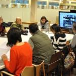 Alumbre imparte un taller Iniciación a la fotografía digital en la Biblioteca de Ciudad Real