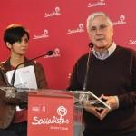 Rodríguez y Barreda aseguran que un gobierno del PSOE permitiría salvar la situación de emergencia de muchos españoles