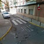 Trasladan al Hospital a un niño de tres años atropellado en la calle Don Quijote
