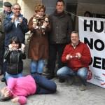 Ciudad Real: Concentración contra la «opresión» y por el derecho de huelga