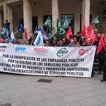 Los sindicatos denuncian la «pérdida de efectivos» en la Administración General del Estado