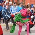 Abierto el plazo para la adjudicación de las sillasdel desfile del Domingo de Piñata