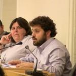 Fernández (Ganemos) cree que los votantes socialistas no van a entender la abstención que bloqueó la comisión sobre la EMUSVI