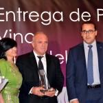 Pedro Palacios destaca el compromiso de Globalcaja con el sector cooperativo en los premios Vinos Ojos del Guadiana