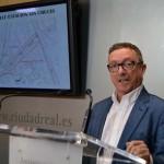 Ciudad Real: Lillo achaca a la «política de recortes» del PP el reventón de la tubería en Estación Via Crucis