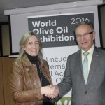 Firmado el convenio entre Globalcaja y World Olive Oil Exhibition