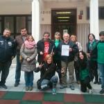 Manzanares: La PAH tratará de evitar hasta el último momento el desahucio de Vicente López Manzanara