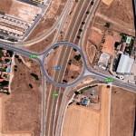 Ciudad Real: Un carril para peatones y ciclistas sobre la autovía apunta como alternativa a la pasarela