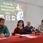 Aprobado el Plan de Actividades Deportivas 2016 y el anticipo de la subvención para 3 clubes