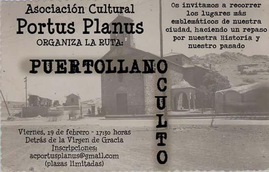 Puertollano nace la asociaci n cultural portus planus - El tiempo en puertollano por horas ...