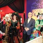 Miguelturra: José Antonio Sayagués reconoce que la esencia del Carnaval es la máscara callejera