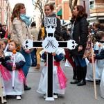 Los alumnos de Infantil y Primaria del Colegio San José volverán a recorrer las calles de la ciudad en una salida procesional