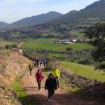 Crónica de la ruta senderista por Almadén y la Sierra de Cordoneros