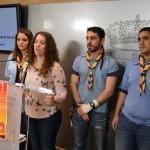 Más de 400 scouts celebrarán en Ciudad Real el centenario del escultismo