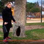 De Erasmus en el Parque de Gasset