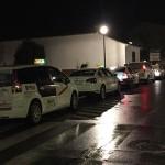 IU culpa a los ayuntamientos de la falta de servicio conjunto de taxi entre Ciudad Real y Miguelturra durante el carnaval