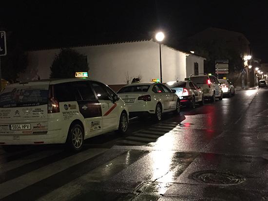 Nueva parada en San Antón (Miguelturra)